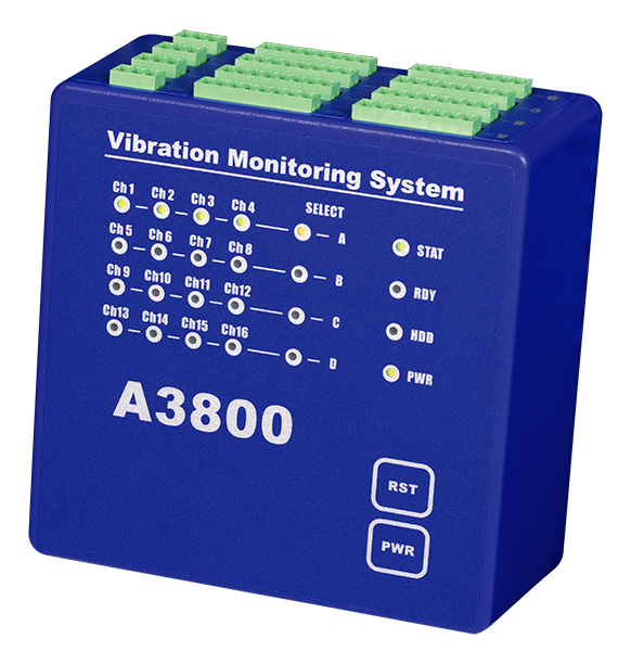 A3800 Online Monitoring System - Adash